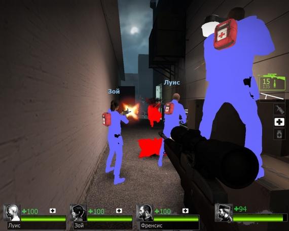 Left 4 Dead 2 Плагины для танка